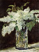 Manet, Edouard - Lilacs In A Vase, c.1882.jpg