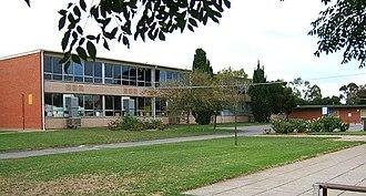 Mansfield Park, South Australia - Mansfield Park Primary School