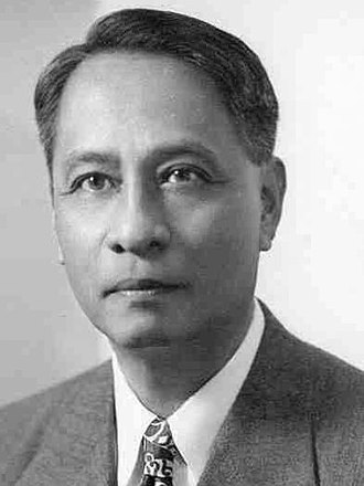 President of the Senate of the Philippines - Image: Manuel Roxas 2