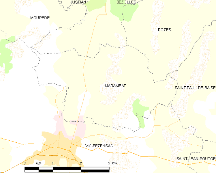 Bestand:Map commune FR insee code 32231.png