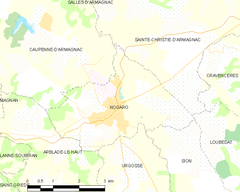 Map commune FR insee code 32296.png