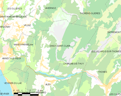 Map commune FR insee code 74102.png