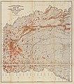 Map of Choctaw Nation, Indian territory, coal and asphalt segregation LOC 2007627494.jpg