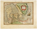"Map of Denmark from the Atlas ""Theatrum orbis terrarum"" WDL11259.png"