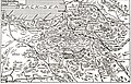 Map of The Russian Advance on Turkey in Armenia. The Story of the Great War, Volume IV.jpg