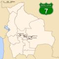 Mapa Ruta7 BOL.png