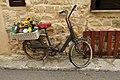 María de la Salud, bicicleta ornamental, 01.jpg