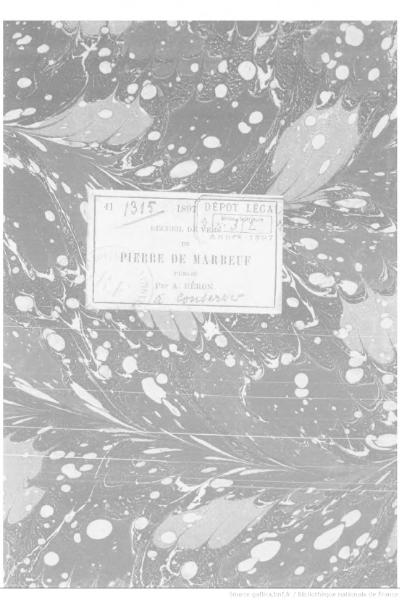 File:Marbeuf - Recueil de Vers, 1897.djvu