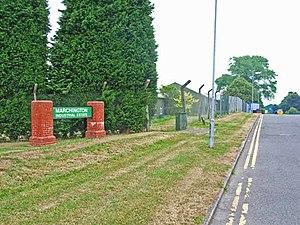 Marchington - Marchington Industrial Estate