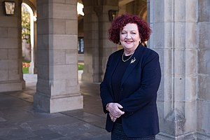 Margaret Sheil - Margaret Sheil - Provost, University of Melbourne