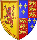 Margaret Tudor Arms.svg