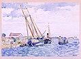 Marine Scene (Boats near Venice) MET sf-rlc-1975-1-593.jpeg