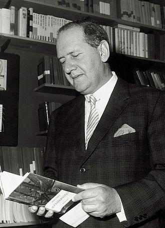 Mario Tobino - Mario Tobino in 1965