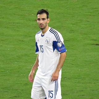Marios Antoniades Cypriot international footballer