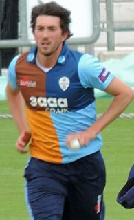 Mark Footitt English cricketer