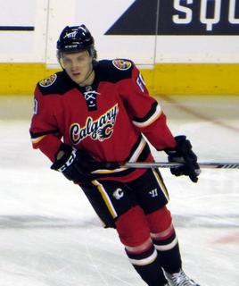 Markus Granlund Finnish ice hockey player