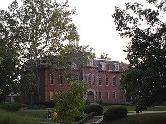 Woodburn Circle - Martin Hall