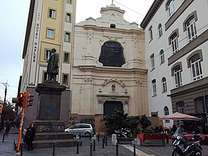 San Pietro Martire, Naples - Image: Martire