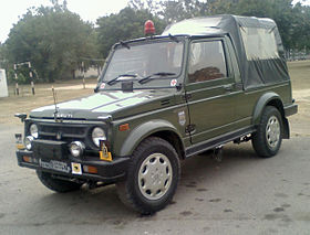 Image illustrative de l'article Maruti Gypsy