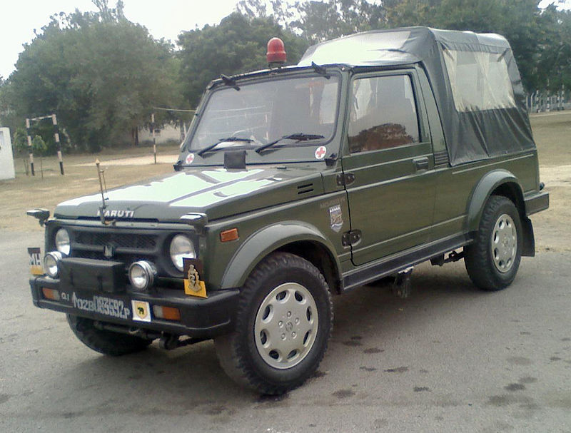 Open Jeep For Sale In Pakistan >> Indian Army Wants to phase out Maruti Gypsy