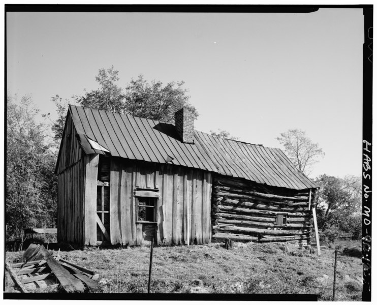 File:Mary Locher Cabin, Route 65 (Hagerstown Pike), Sharpsburg, Washington County, MD HABS MD,22-ANTI.V,2-12.tif