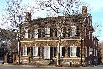 Mary Todd Lincoln House - Image: Mary Todd Lincoln House, Lexington Kentucky 3