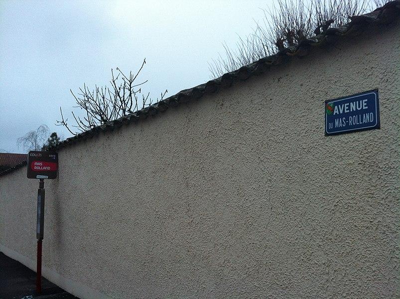 Mas Rolland (Colibri bus stop).
