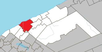 Matane - Image: Matane Quebec location diagram