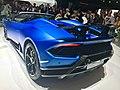 Matte Blue Lamborghini Huracan Performante Spyder (Ank Kumar) 10.jpg