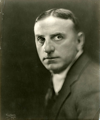 Maurice Tourneur - In 1920, photographed by Fred Hartsook