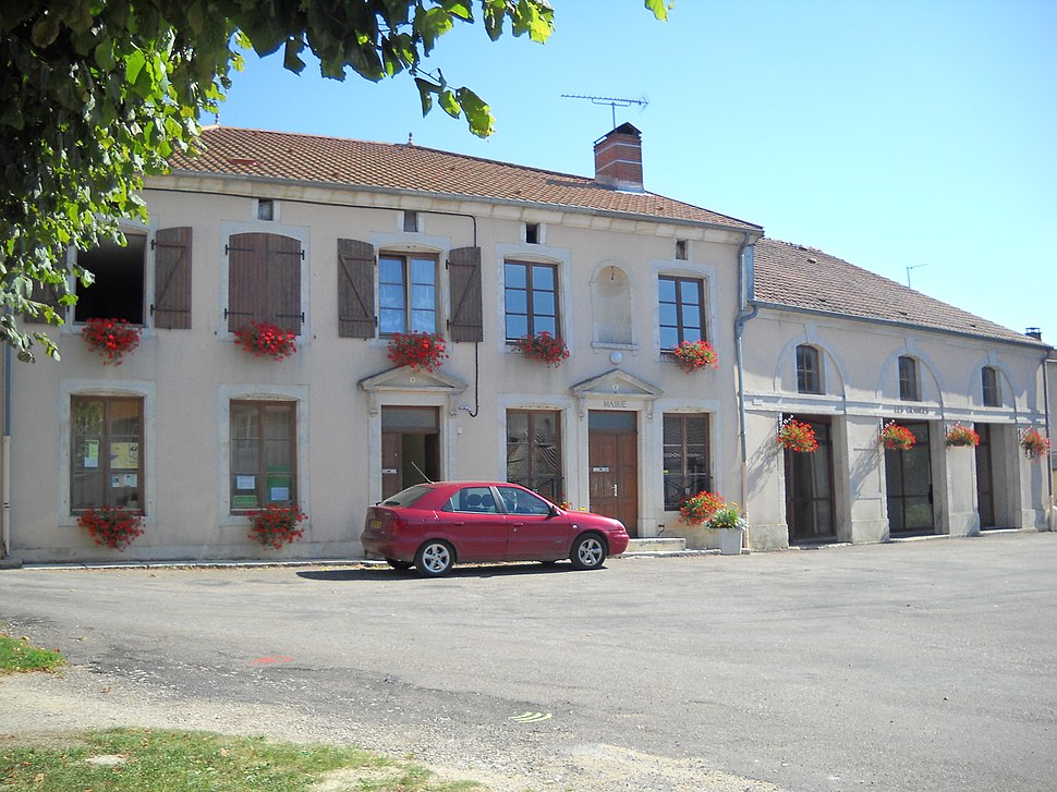 Mauvages-Mairie