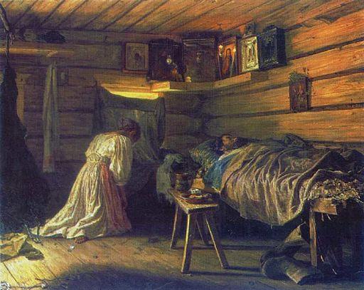 Maximov Sick Husband