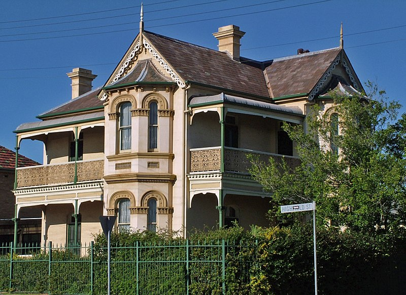 Mayfield old house1