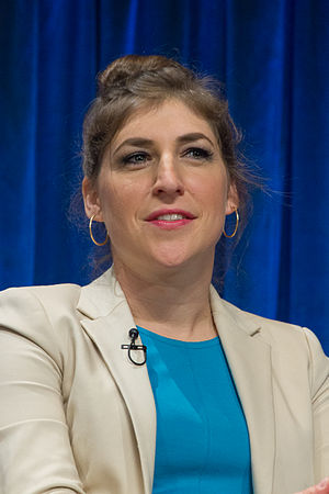 Mayim Bialik - Bialik at PaleyFest 2013 for The Big Bang Theory