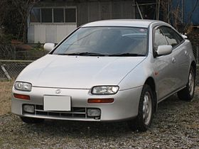 Mazda 323F (BA)