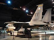 McDonnell Douglas F-15A Eagle Tail (365179589)