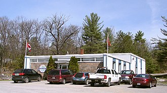 McDougall, Ontario - Municipal office