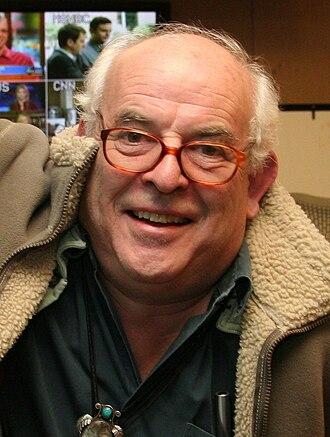 Ralph Steadman - Steadman in 2006