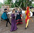 "Medieval theatre ""DiGrease's Buffoon Theatre"" - Renaissance Dance Performance.jpg"