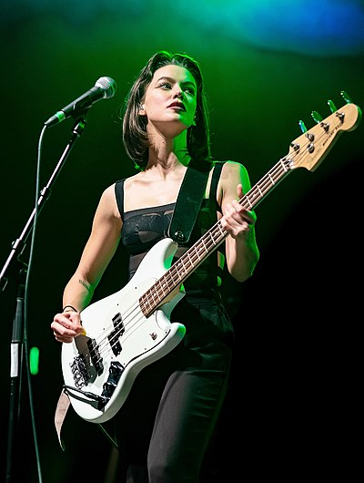 Picture of a band or musician: Meg Myers