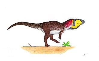 1824 in paleontology - Megalosaurus