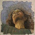 Melozzo da forlì, apostolo, 1480 ca., da ss. apostoli, 02.JPG