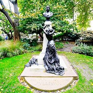 Te Deum Laudamus (Sullivan) - Image: Memorial To Sir Arthur Sullivan