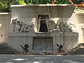 Memorial to the Dead, Pere Lachaise Cemetery, Paris, sof2011.jpg