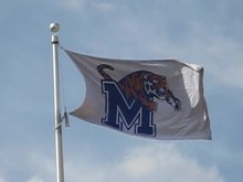 Fil: Memphis Tigers Flagg video 2011-02-20.theora.ogv