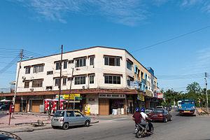 Manggatal - Manggatal town.