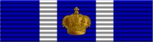 Guglielmo Pecori Giraldi - Image: Merito Militare 2