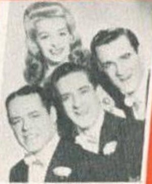 The Merry Macs - The Merry Macs in a 1944 advertisement
