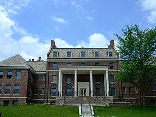 Methodist Deaconess Institute—Esther Hall