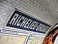 Metro de Paris - Ligne 9 - Richelieu - Drouot 02.jpg